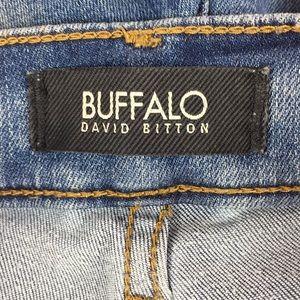 Buffalo David Bitton Jeans - Buffalo David Bitton Faith Skinny Jeans